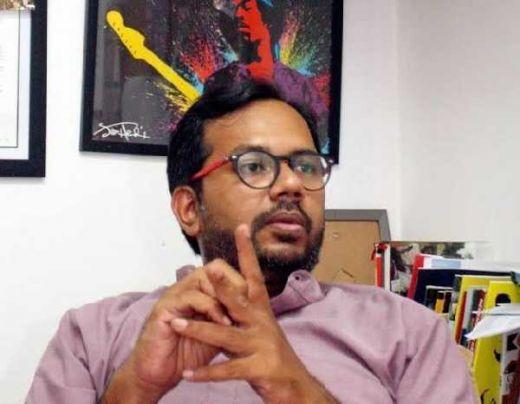 Harris Azhar Menduga Ada Oknum Polisi Mendata Kekuatan Dukungan Capres Hingga ke Desa