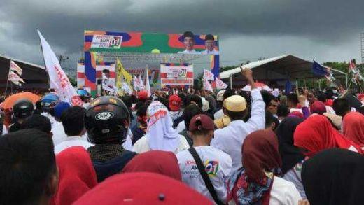 Jokowi Targetkan Perolehan Suara di Sulsel Sama Seperti Pilpres 2014, Yakin Bisa?