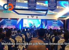 Pemerintah Tolak Sahkan Demokrat Kubu Moeldoko, Karena...