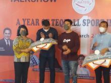 Hamka Hamzah Akan Tangani Akademi Sepakbola Milik Raffi Ahmad