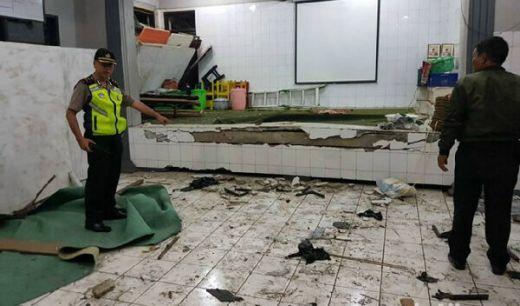Gas Elpiji Meledak dalam Masjid Pukul 21 WIB di Bandung, 6 Orang Terluka