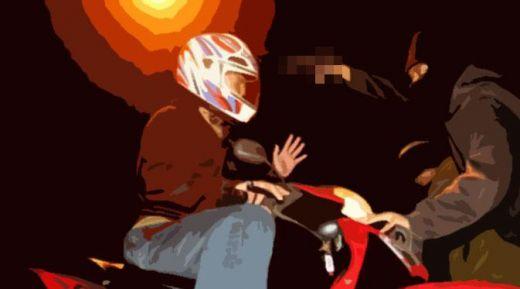 Main Bacok dan Botakin Rambut Korban Perempuan, 14 Orang Pelaku Begal Geng Motor di Bandung Dibekuk Polisi