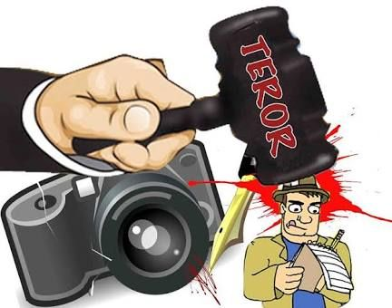 Ikatan Jurnalis Lintas Media Desak Polisi Usut Kekerasan Terhadap Wartawan RMOL