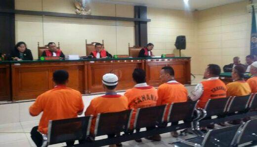 Dakwaan Jaksa Tak Terbukti, Hakim Bebaskan 10 Anggota Laskar Umat Islam