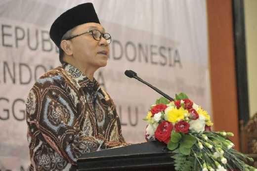 Ketua MPR: Pancasila Harus Implementatif dan Menjadi Sistem Tindakan