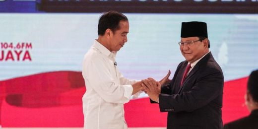 Moeldoko Isyaratkan Pertemuan Jokowi dan Prabowo Setelah Lebaran