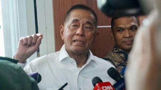 Menhan Mengaku Prihatin Senior dan Juniornya di TNI Terlibat Kasus 22 Mei