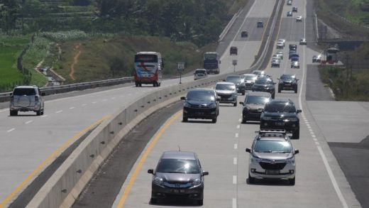 H-5, 4.000 Kendaraan Melintas Tol Trans Sumatra Saat Mudik Lebaran 2019