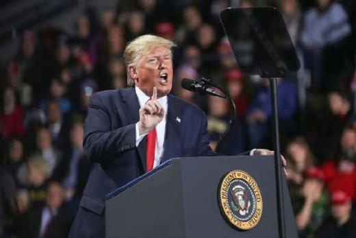Umumkan Amerika Keluar dari Keanggotaan, Donald Trump Sebut WHO Boneka China