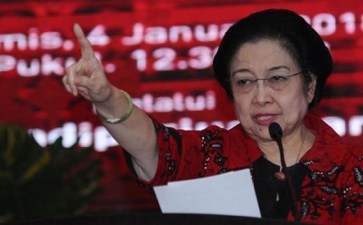 Megawati ke Kader PDIP: Kalian Petugas Partai, Kalau Tidak Mau Silahkan Out!