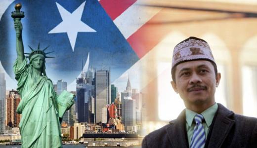 WNI Belum Boleh ke Saudi, Imam Masjid New York: Penanganan Covid Sarat Kepentingan, Siapa di Balik Itu?
