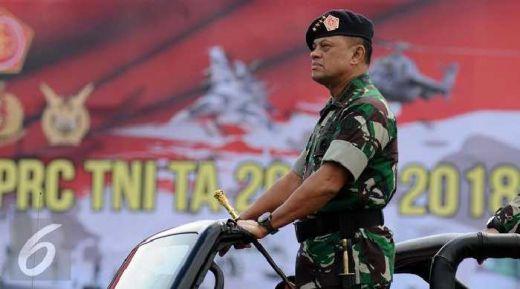 Tak Mau Lembaga Yang Dipimpinya Tercoreng dengan Celotehan Freddy Budiman, Panglima TNI Siap Mengusut Sampai Tuntas