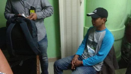 Sembunyikan Sabu di Anus, Kurir asal Batam Ini Dibekuk di Bandara Palembang