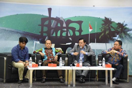 Wacana Amendemen UUD, Syarif Hasan: MPR Buka Ruang Bagi Masukan Masyarakat
