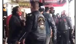 Ada Ancaman Penembakan, Begini Momen 2 Prajurit TNI Dikeroyok Klub Harley